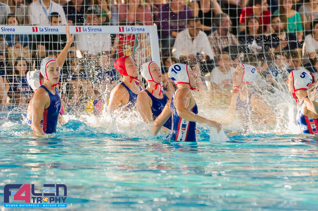 La Sirena Mataró And Vouliagmeni NC Will Fight For The LEN Trophy