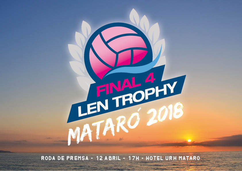 Final-4 LEN Trophy 2018 Press Conference
